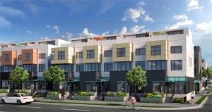 towns of don mills exterior rendering