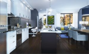 towns of don mills kitchen