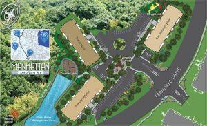manhattan upper west side siteplan