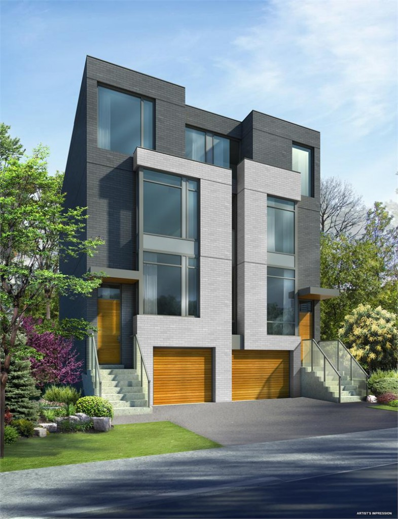 ravines on lawrence maple exterior