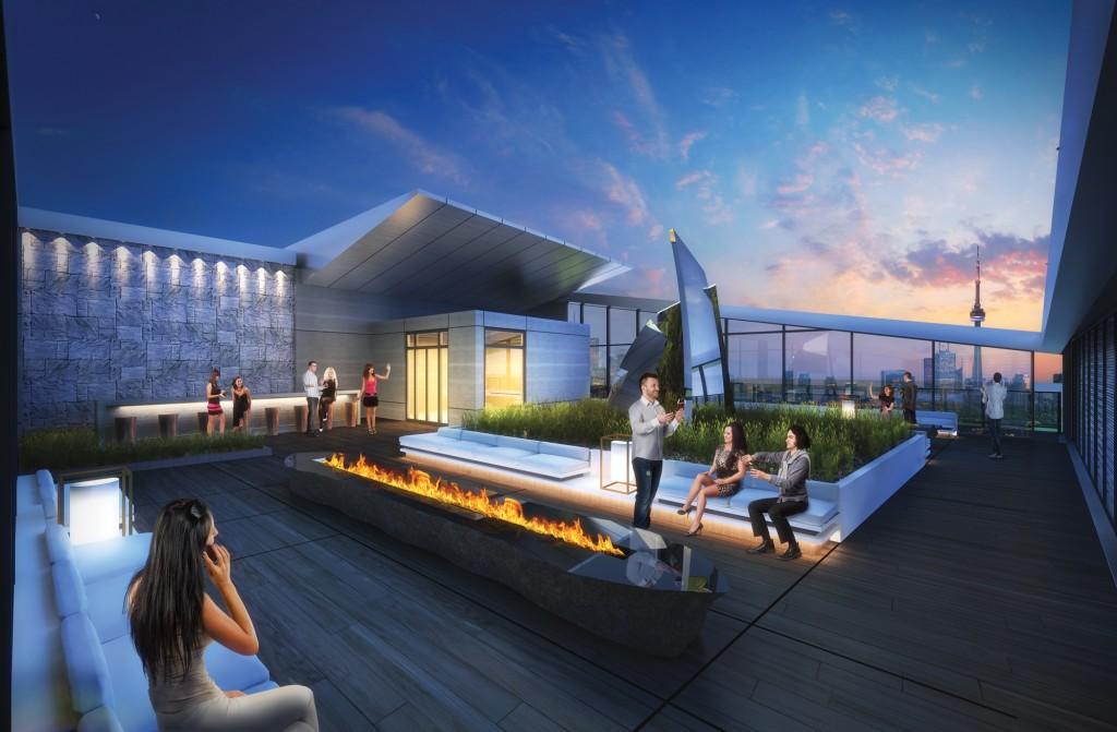 2221 Yonge Rooftop