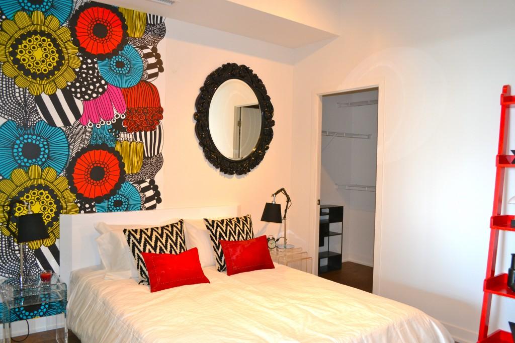 twenty model bedroom