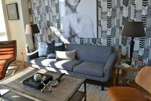 twenty model living room