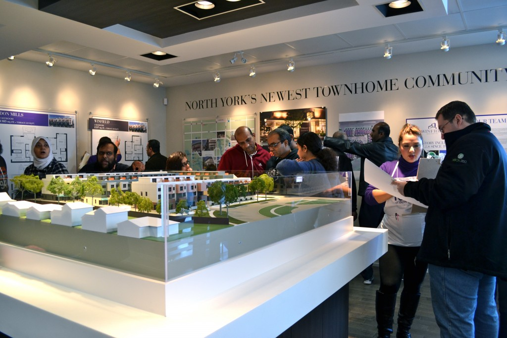 towns of don mills presentation centre
