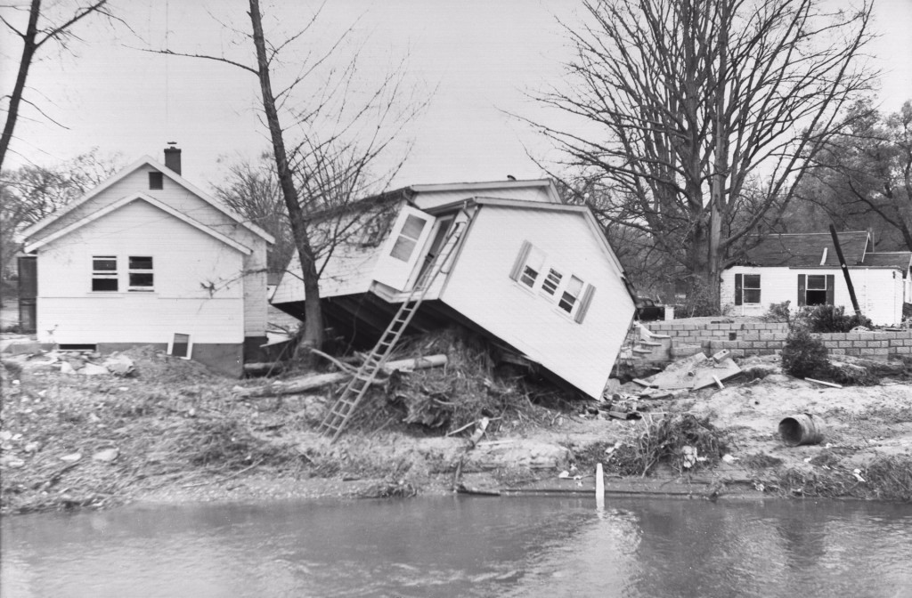 Humber River House Hurricane Hazel