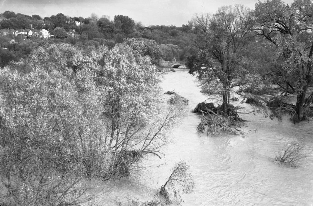 Humber River Hurricane Hazel