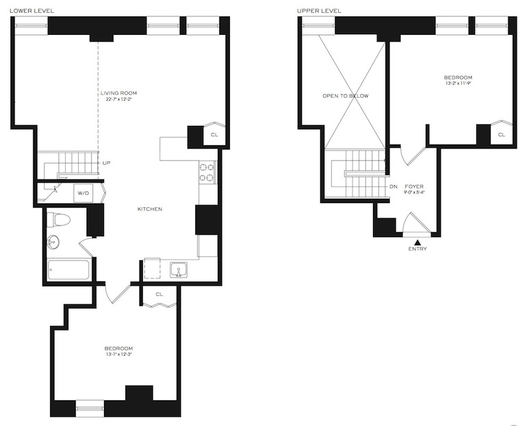Rutherford Place 523 2br