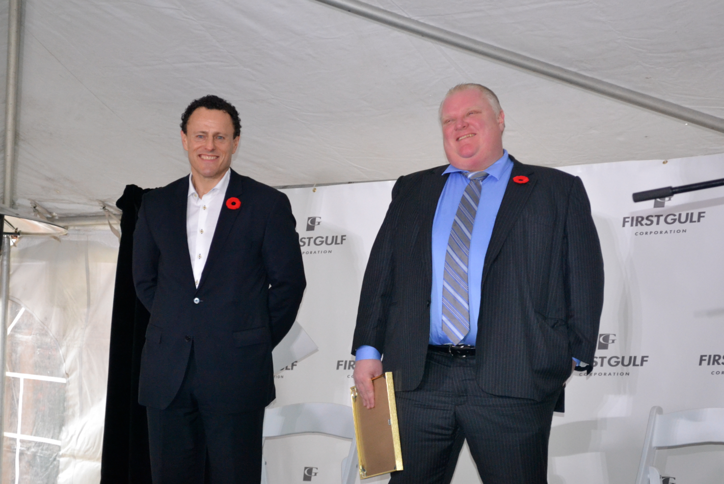 globe and mail groundbreaking