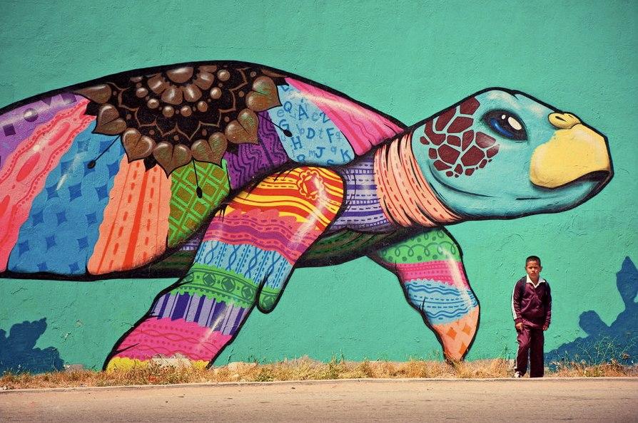 mexico street art
