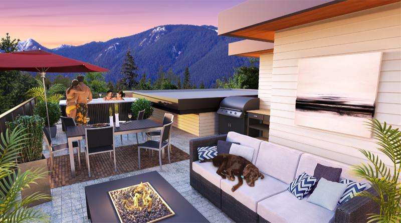 The Shore North Vancouver condos