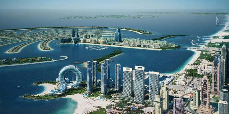 dubai waterfront city