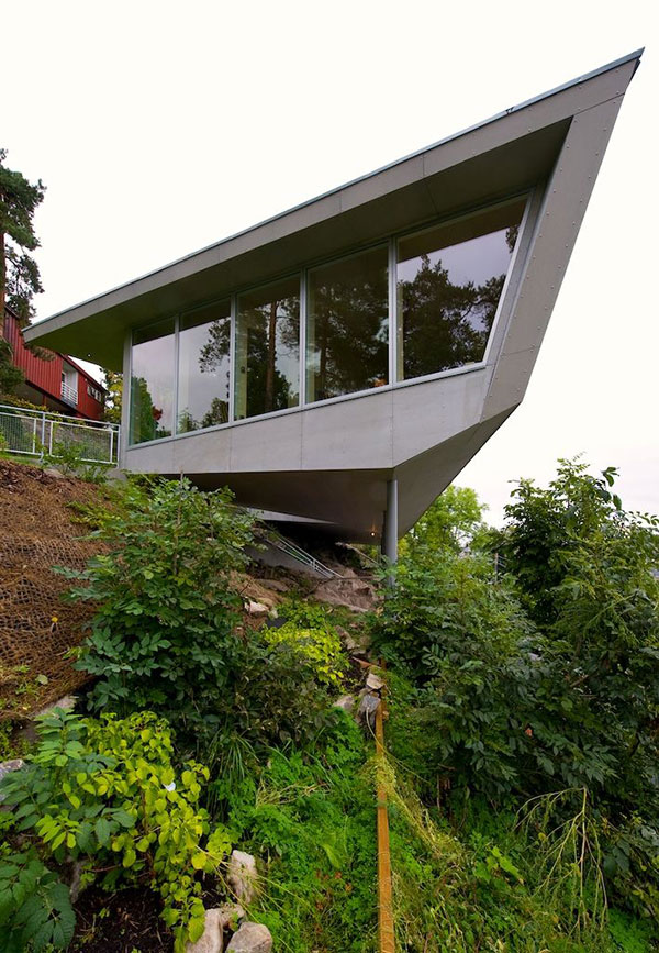 edge house norway