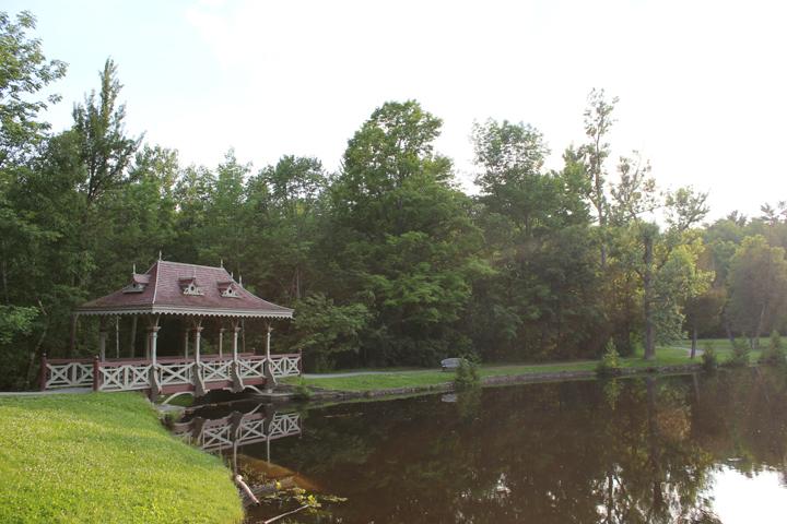 jackson creek meadows pond