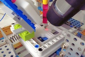 lego atomic force microscope