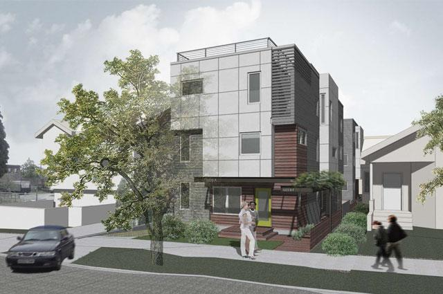 olive townhomes
