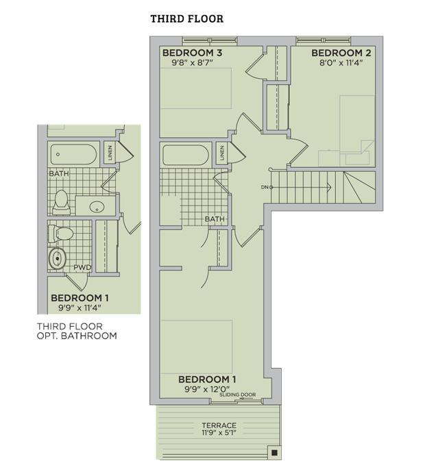 southampton floorplan