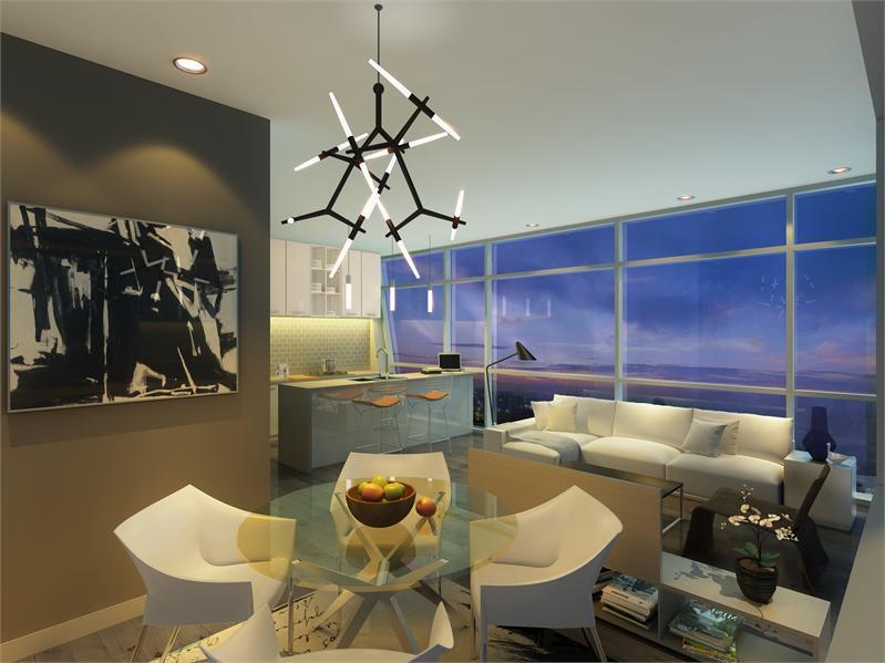 k2 waterloo interior rendering