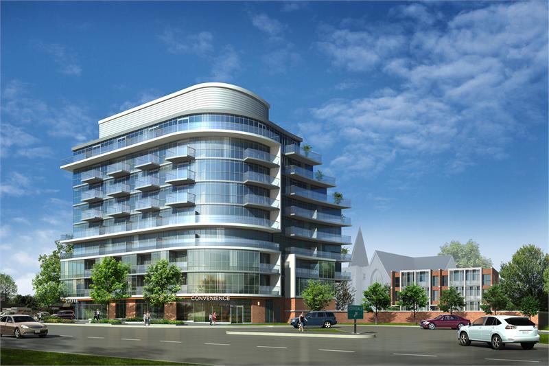 dream residences rendering