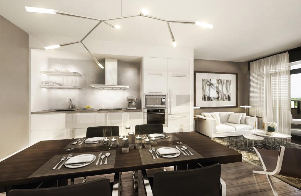 2221 Yonge Suite Interior