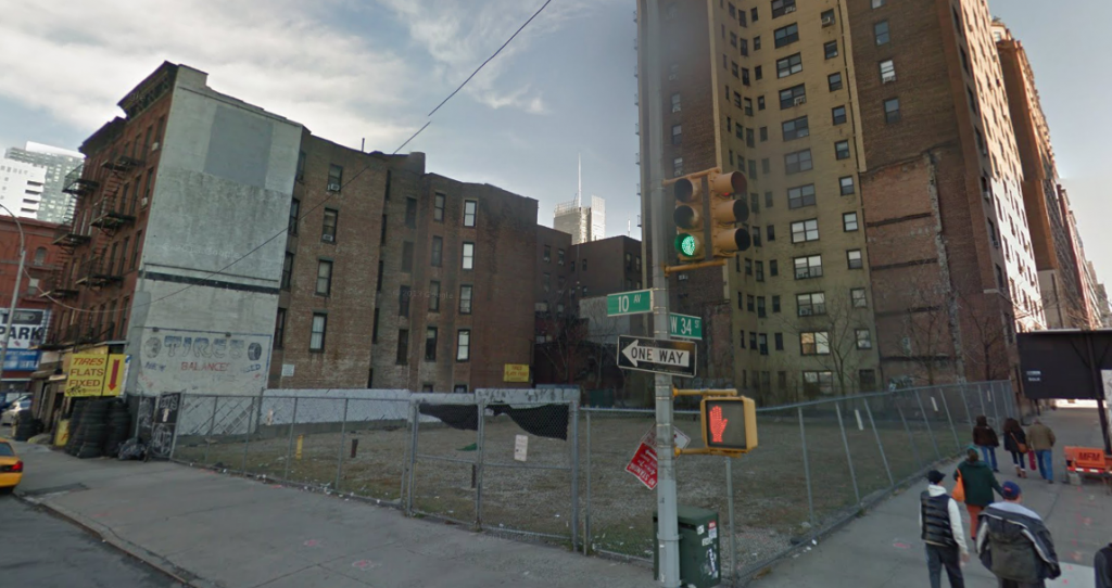 461 West 34th