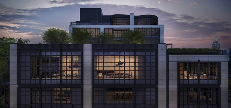 500 West 21st facade