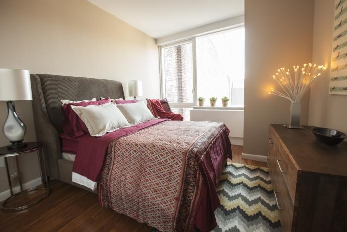 66 Rockwell bedroom