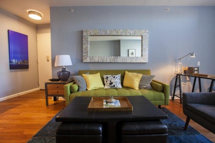 66 Rockwell living room