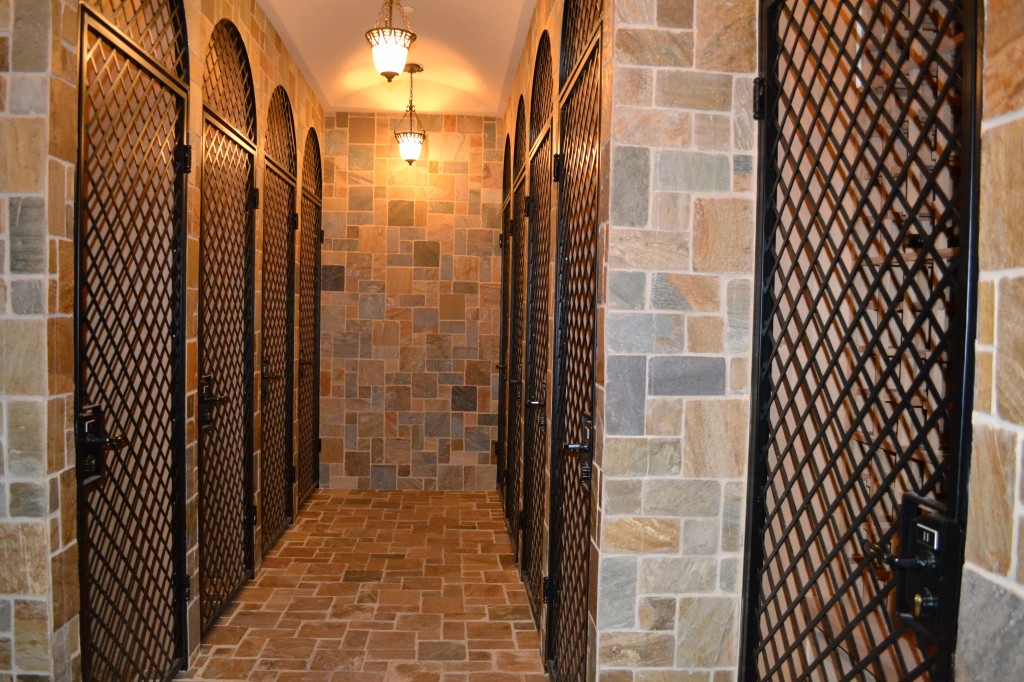 the bellaria residences wine room