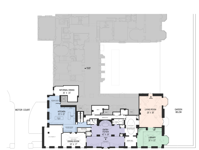 Floorplans River House