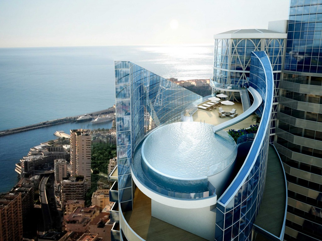 Tour Odeon most expensive penthouse
