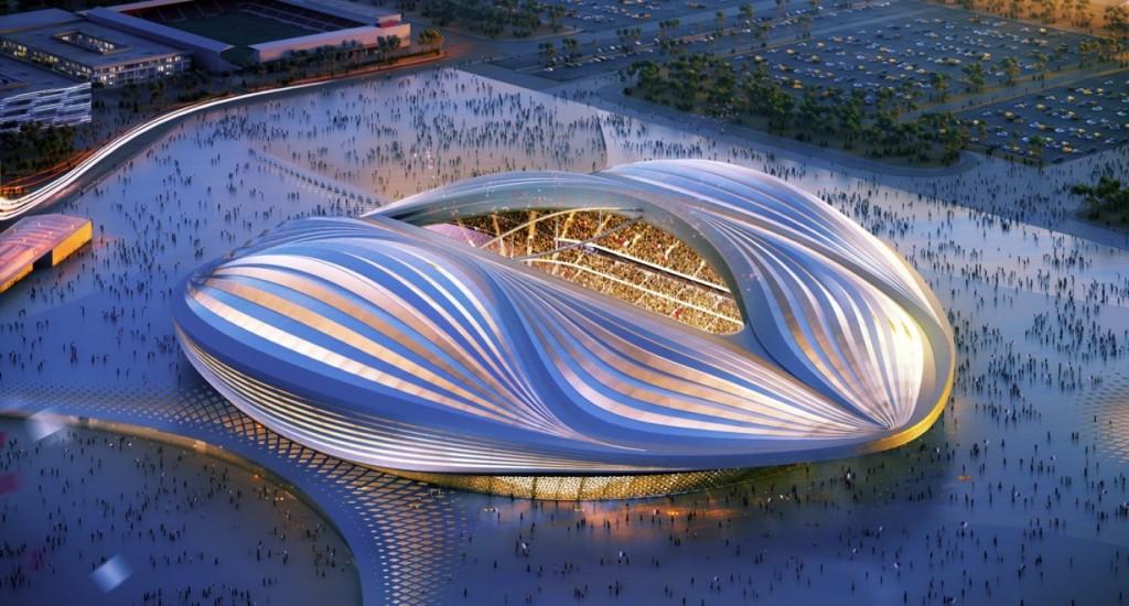 World Cup stadium-2