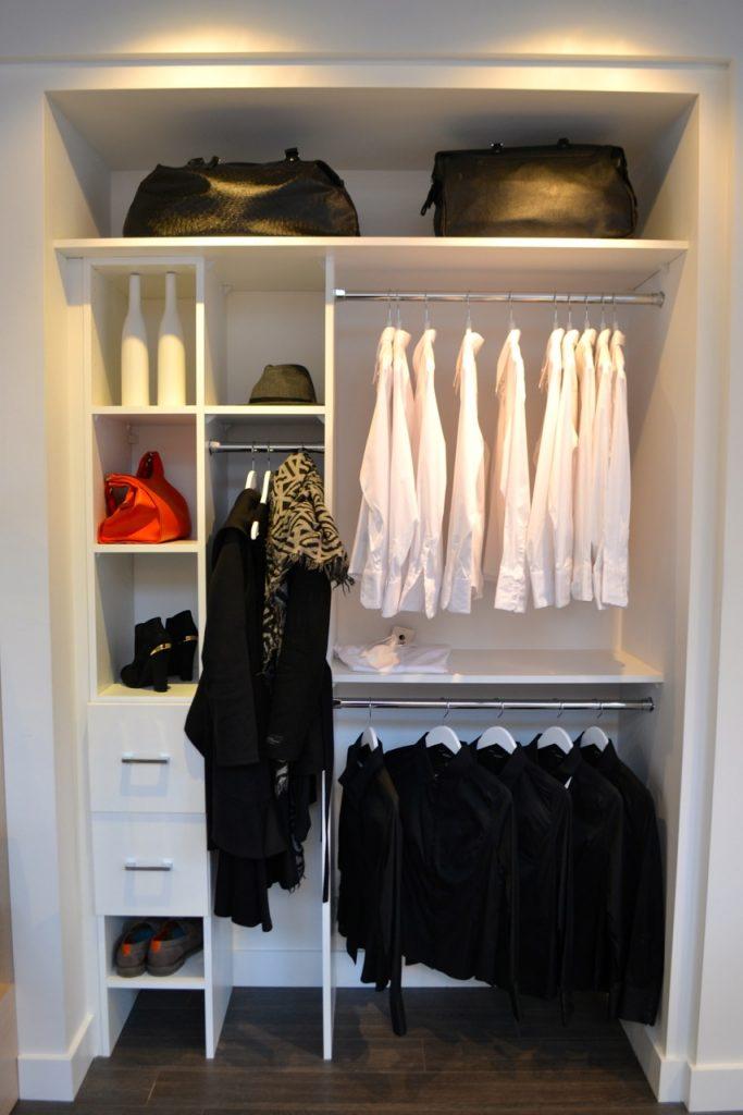 closet micro condo