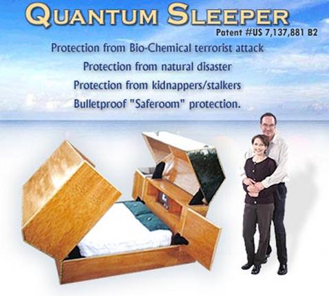 quantum sleeper