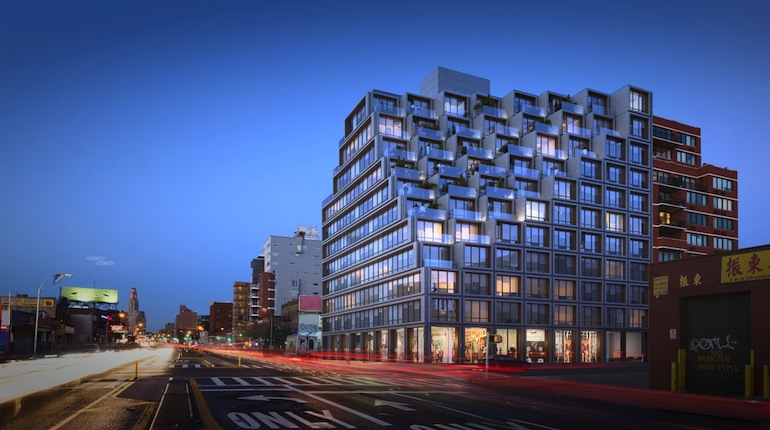 Terraces Out Oda Is Stepping Up 275 Fourth Avenue In Park
