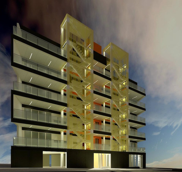 618 Washington Ave old rendering