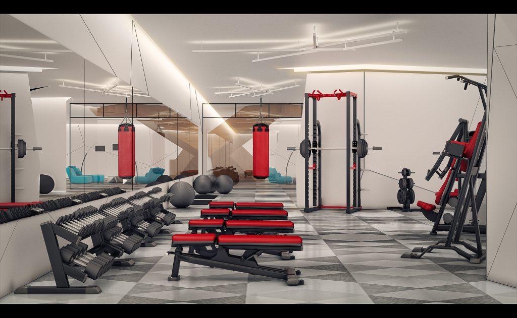 Garrison Point gym
