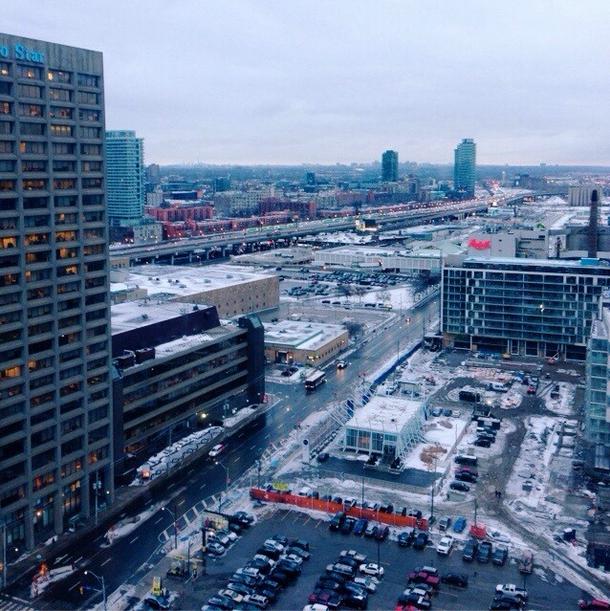 Icestorm Toronto