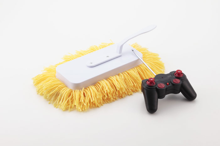remote-controlled mop