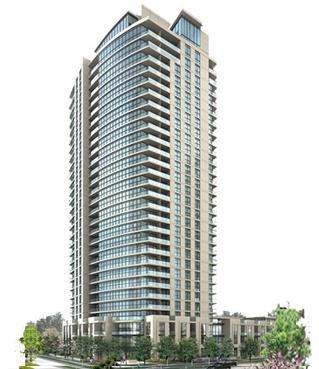 one sherway final tower rendering