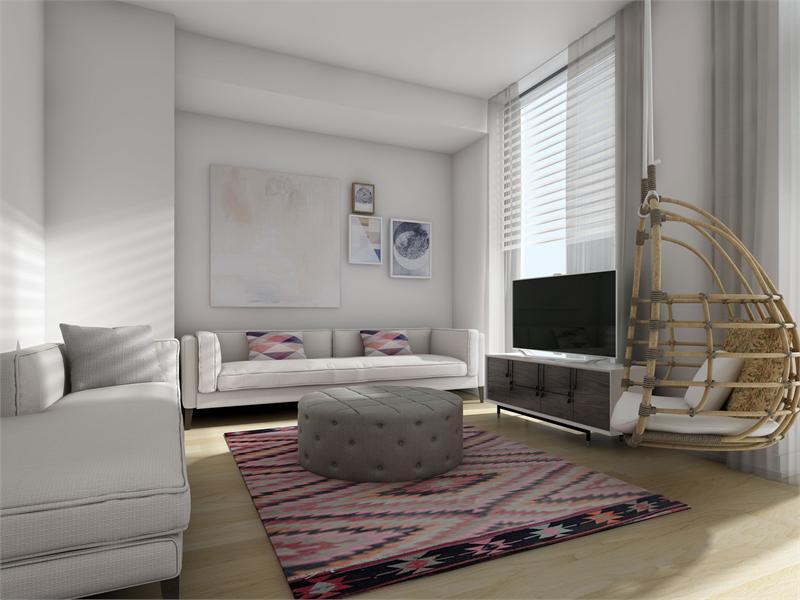 Ten93 Queen West interior