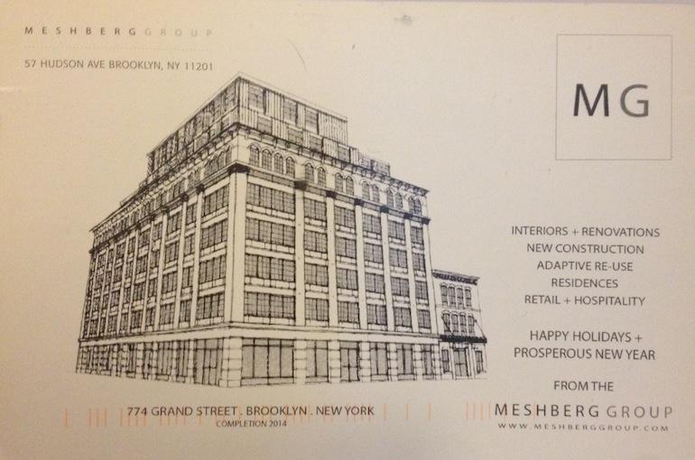 774 Grand Street sketch