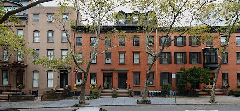 Brooklyn heights townhomes rickbern