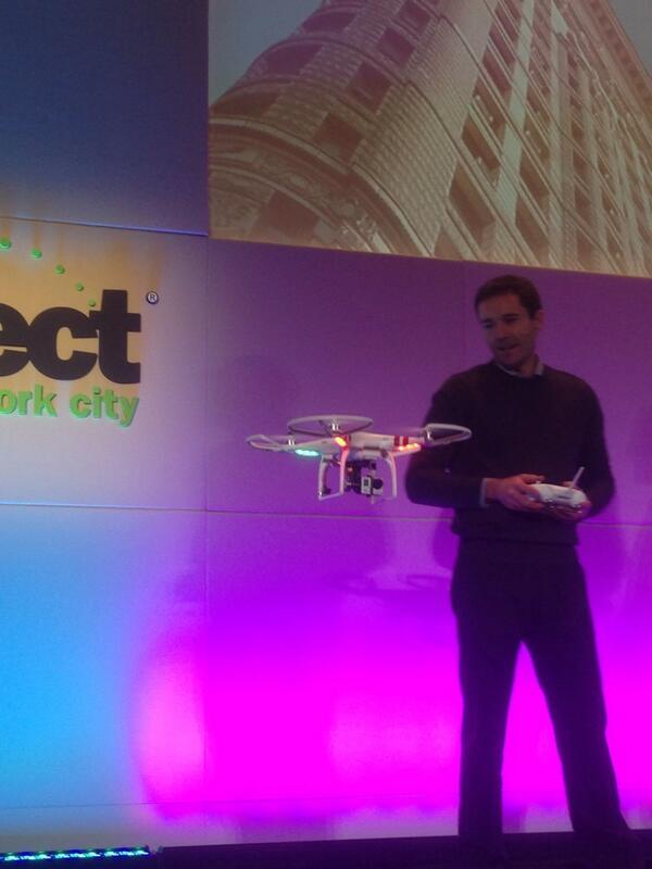 ICNY drone 2014