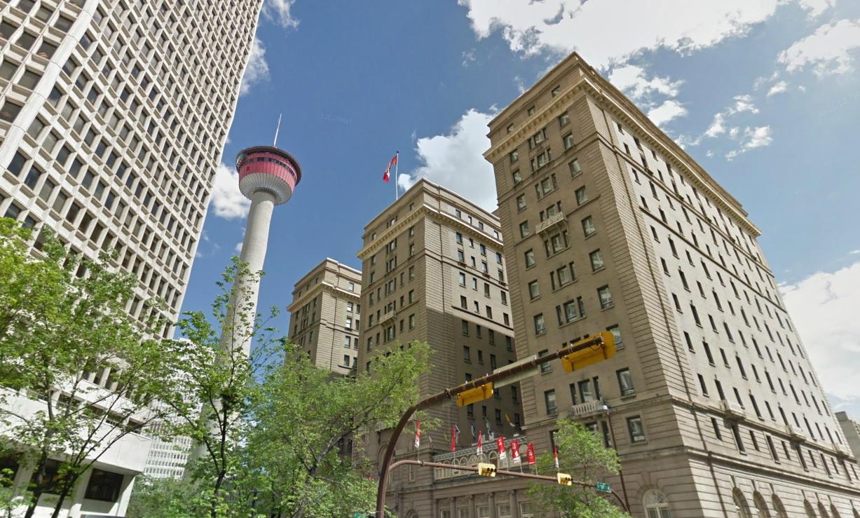 Palliser Hotel Calgary 2012
