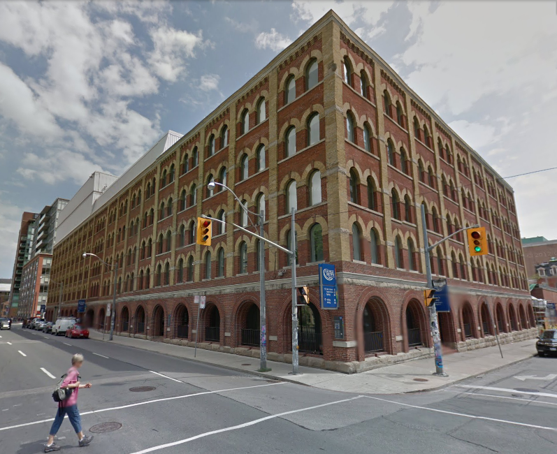 Christie factory George Brown College