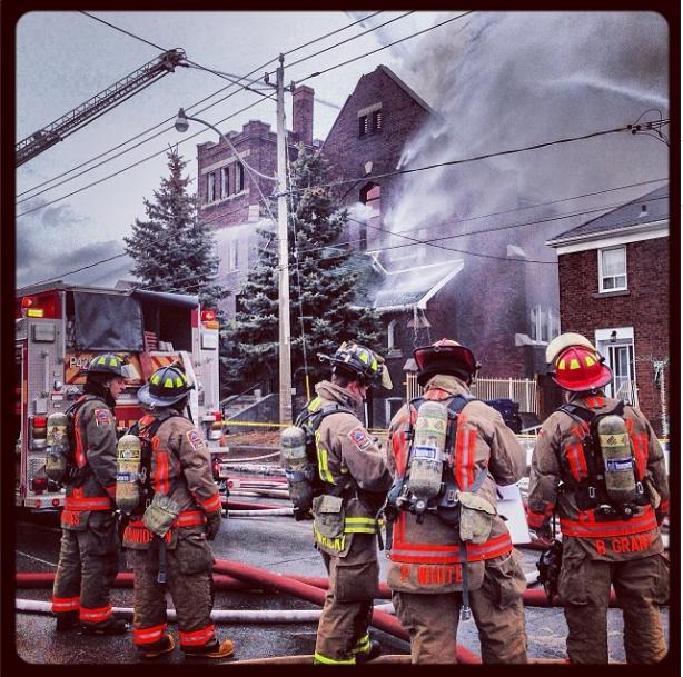 Instagram Dufferin Fire