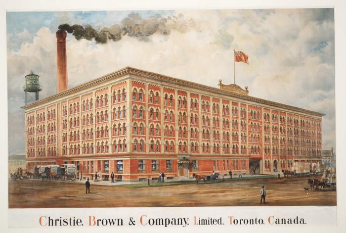 christie factory