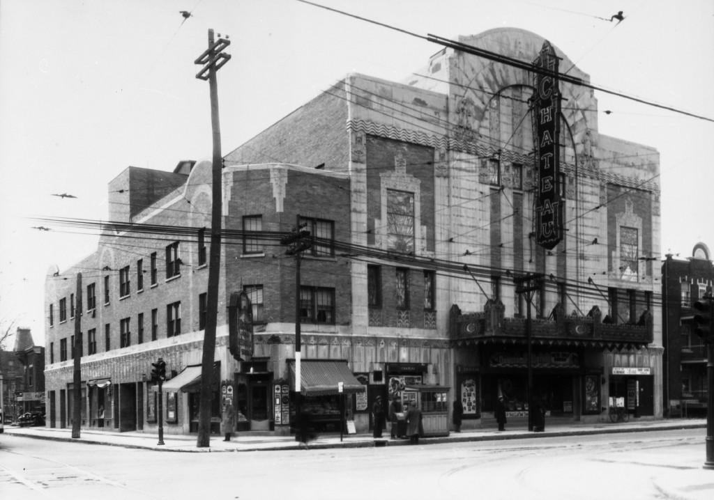 montreal chateau cinema