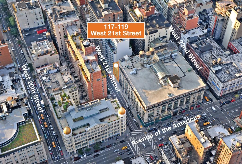 117-119 West 21st Street