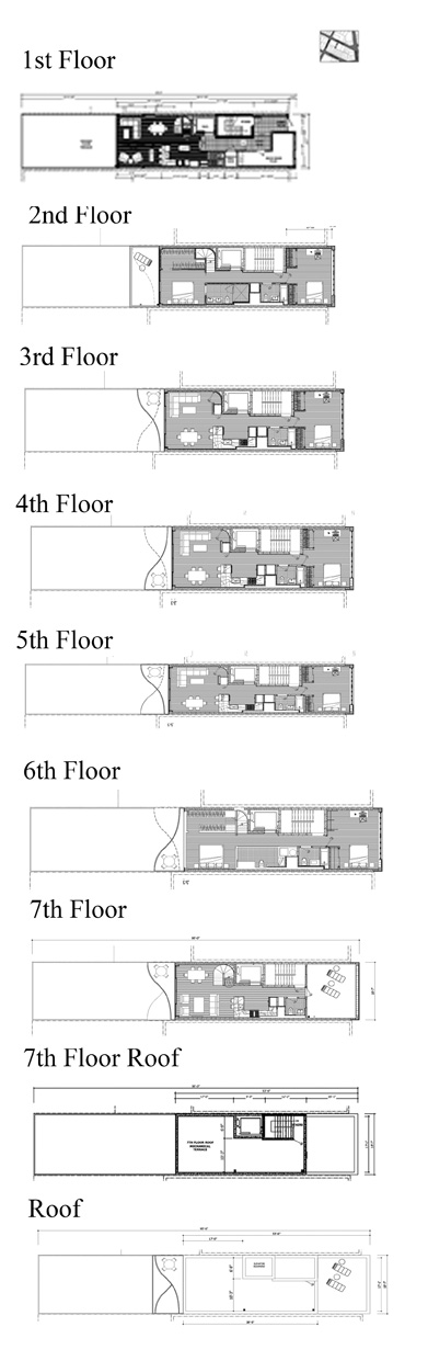 150 Hope floorplan